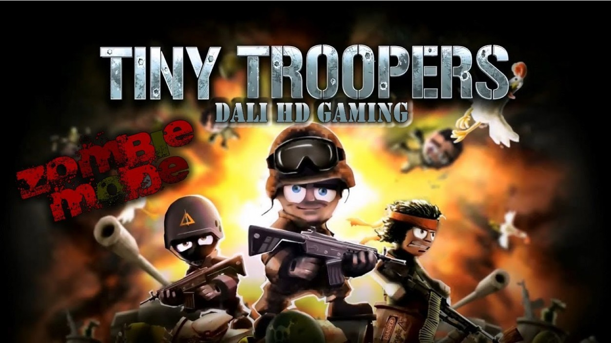 Image result for Tiny Troopers Zombie Mode