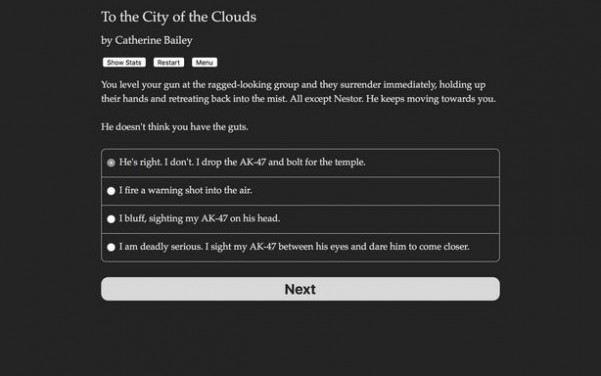 To the City of the Clouds PC Crack