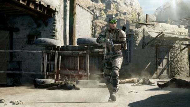 Tom Clancy's Splinter Cell Blacklist PC Crack