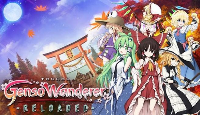 Touhou Genso Wanderer -Reloaded- Free Download