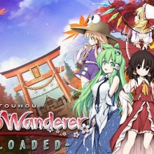 Touhou Genso Wanderer -Reloaded- (v1.04) Game Free Download