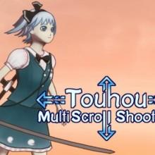 Touhou Multi Scroll Shooting Game Free Download