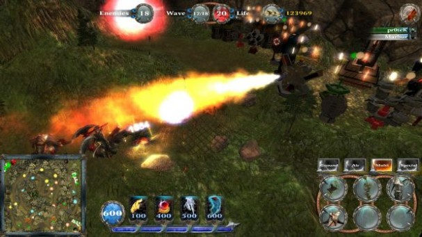 Towers of Altrac - Epic Defense Battles Torrent Download