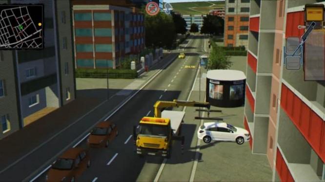 Towtruck Simulator 2015 PC Crack