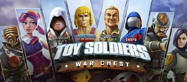 Toy Soldiers: War Chest Free Download