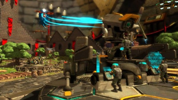 Toy Soldiers: War Chest PC Crack