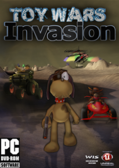 Image result for Toy Wars Invasion