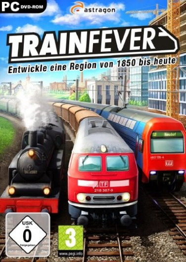 Train Fever Free Download