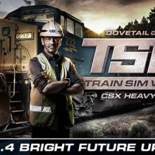 Train Sim World: CSX Heavy Haul (v1.4 BALDMAN) Game Free Download