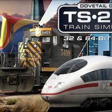 Train Simulator 2019 (v66.1b & ALL DLC) Game Free Download