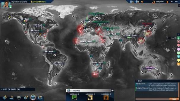 TransOcean 2: Rivals PC Crack