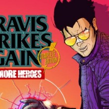 Travis Strikes Again: No More Heroes Complete Edition Game Free Download