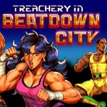 Treachery in Beatdown City Game Free Download