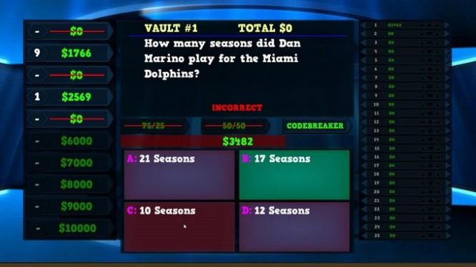 Trivia Vault Football Trivia PC Crack