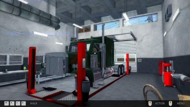 Truck Mechanic Simulator 2015 PC Crack