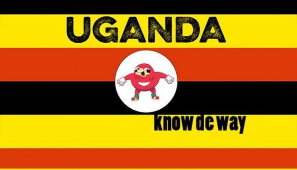 Uganda know de way Free Download