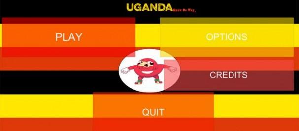Uganda know de way PC Crack