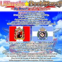 Ultimate Boob Wars!! ~Big Breasts vs Flat Chests~ Game Free Download