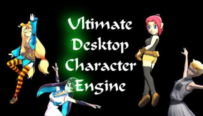Ultimate Desktop Character Engine Free Download