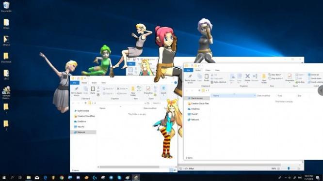 Ultimate Desktop Character Engine Torrent Download