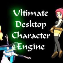 Ultimate Desktop Character Engine Game Free Download