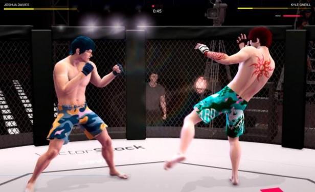 Ultimate MMA PC Crack