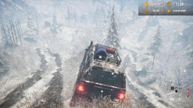 Ultra Off-Road Simulator 2019: Alaska PC Crack