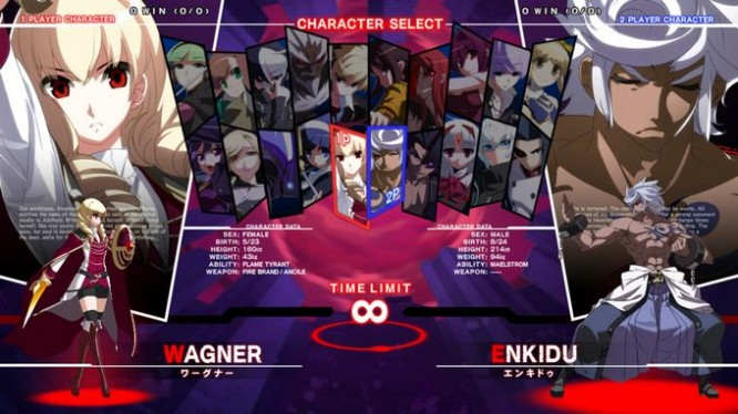 UNDER NIGHT IN-BIRTH Exe:Late[st] Torrent Download