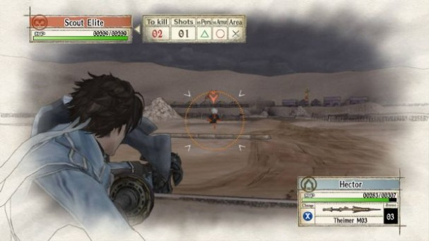 Valkyria Chronicles Torrent Download