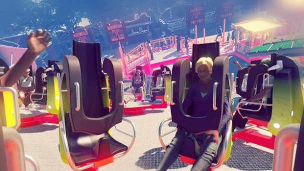 Virtual Rides 3 - Funfair Simulator Torrent Download
