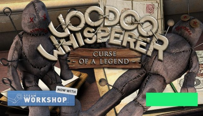 Voodoo Whisperer Curse of a Legend Free Download