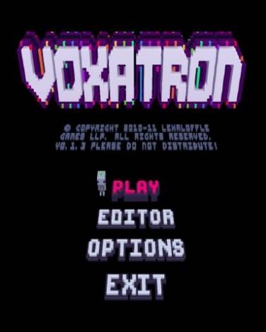 Voxatron Free Download