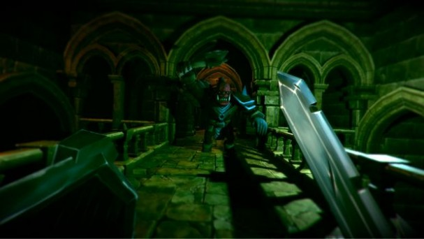 VR Dungeon Knight Torrent Download