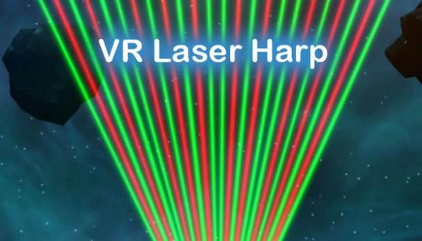 VR Laser Harp Free Download