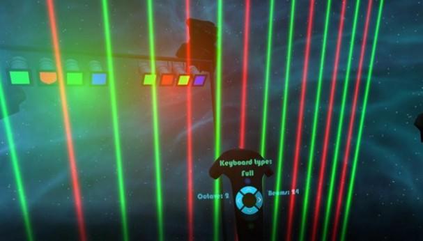 VR Laser Harp PC Crack