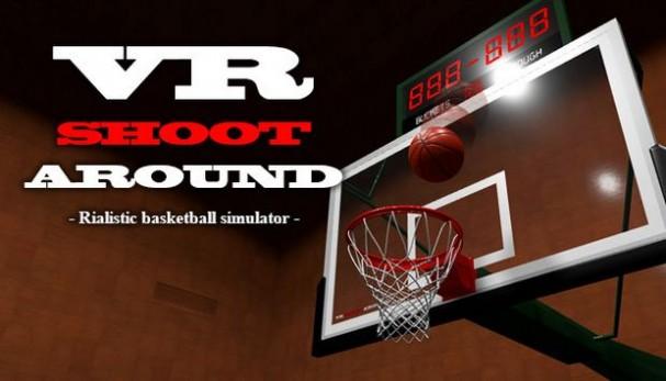 VR SHOOT AROUND - Realistic basketball simulator - Free Download