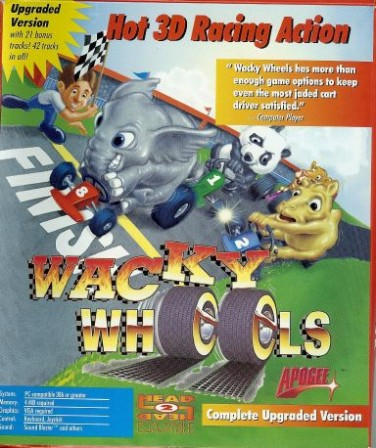 Wacky Wheels Free Download