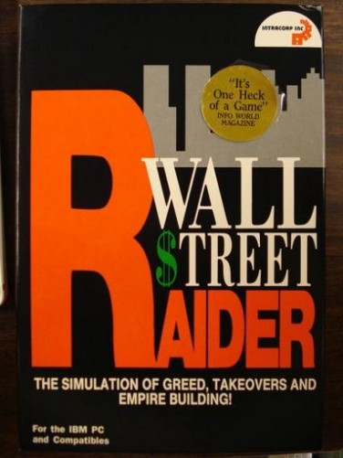 Wall Street Raider Free Download