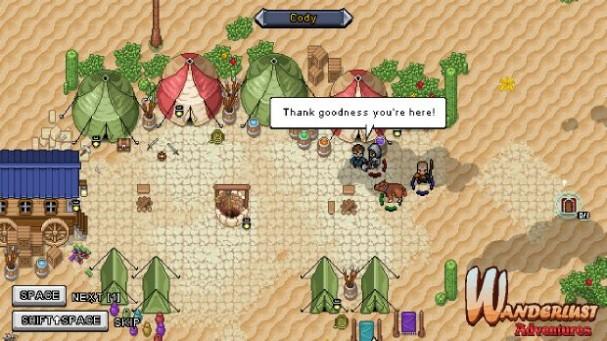 Wanderlust Adventures Torrent Download