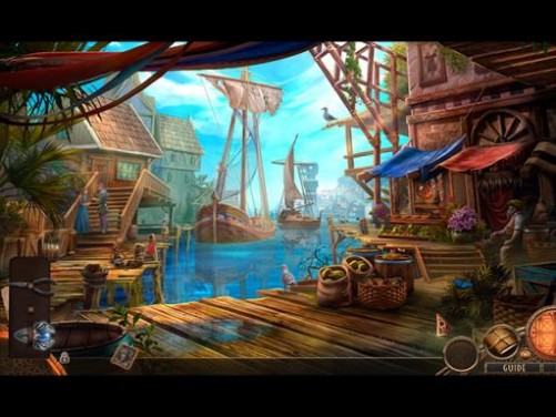 Wanderlust: The City of Mists Collector's Edition Torrent Download