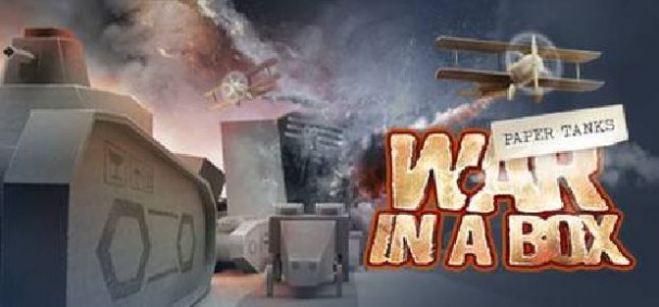 War in a Box: Paper Tanks Free Download
