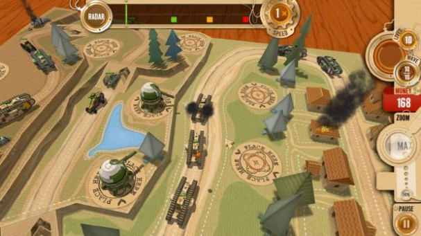 War in a Box: Paper Tanks Torrent Download