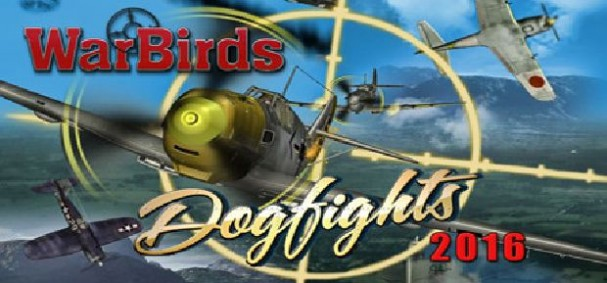 WarBirds Dogfights 2016 Free Download
