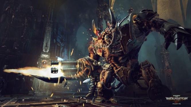 Warhammer 40,000: Inquisitor - Martyr PC Crack