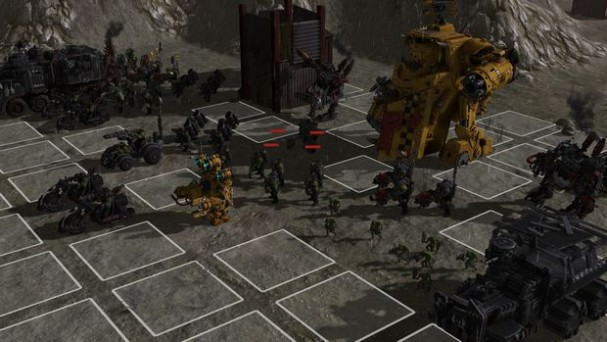 Warhammer 40,000: Sanctus Reach PC Crack