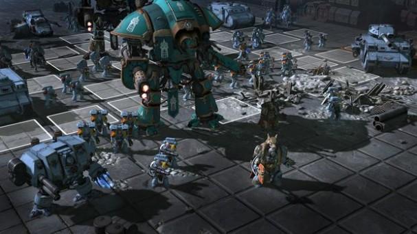 Warhammer 40,000: Sanctus Reach Torrent Download