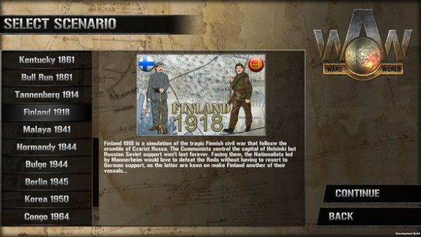 Wars Across the World: Finland 1918 Torrent Download
