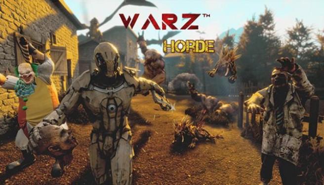 Warz: Horde Free Download