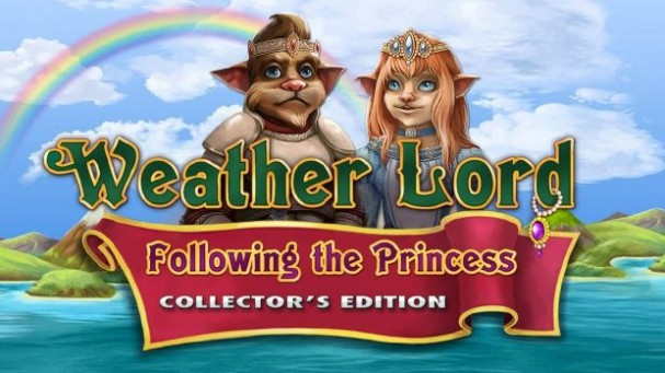 Weather Lord: Following the Princess Collector's Edition Free Download