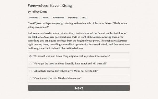 Werewolves: Haven Rising Torrent Download